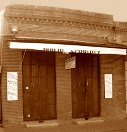 goods philip schwartz fancy dry goods clothing store 1855 to present